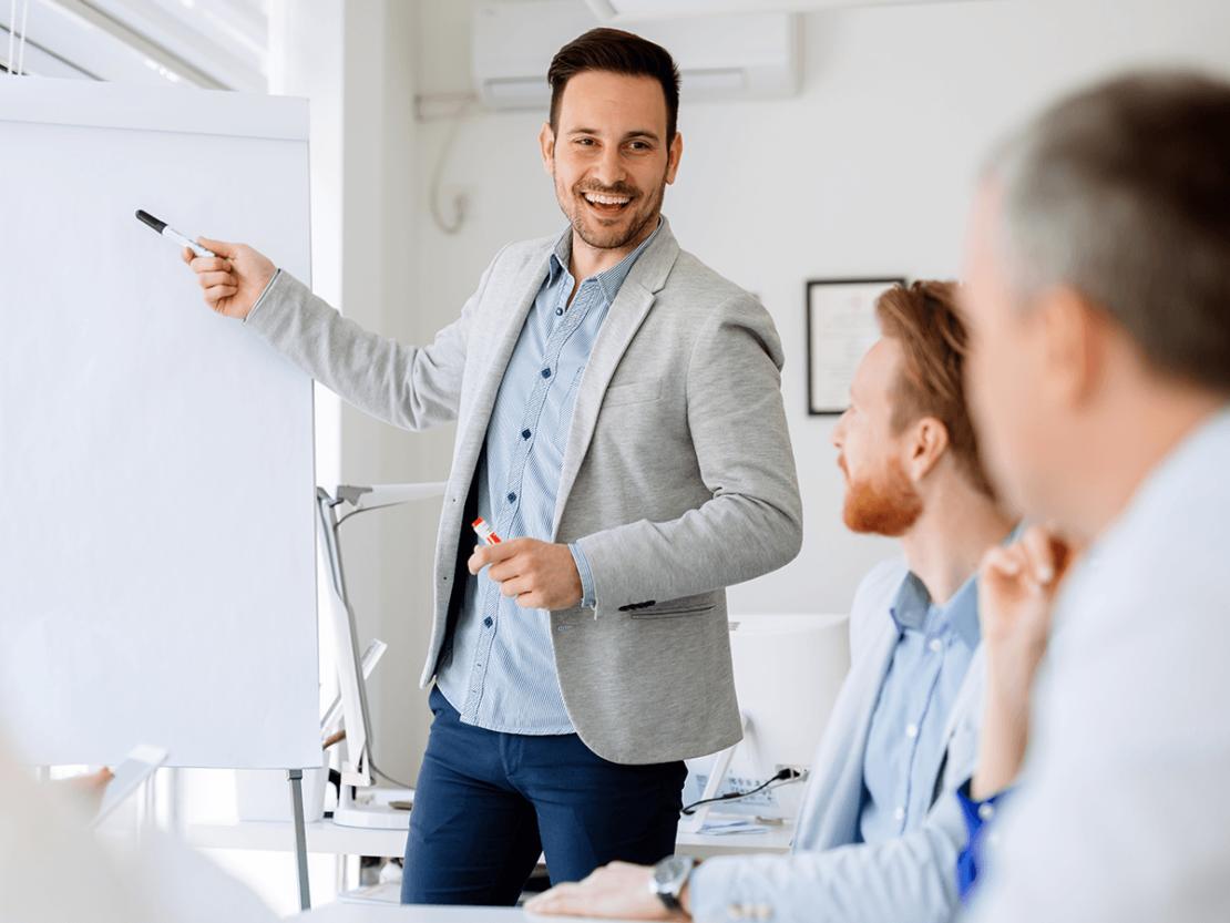 Trener zarządzania projektami